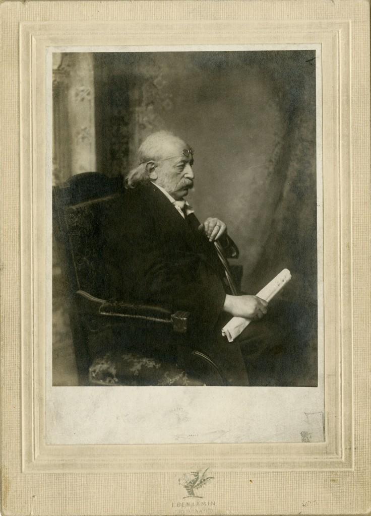 Rabbi Isaac Mayer Wise