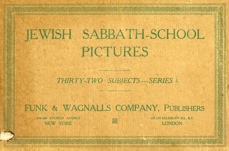 Jewish Sabbath-School Pictures