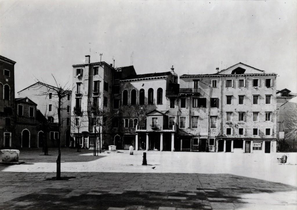 Ghetto Nuovo of Venice