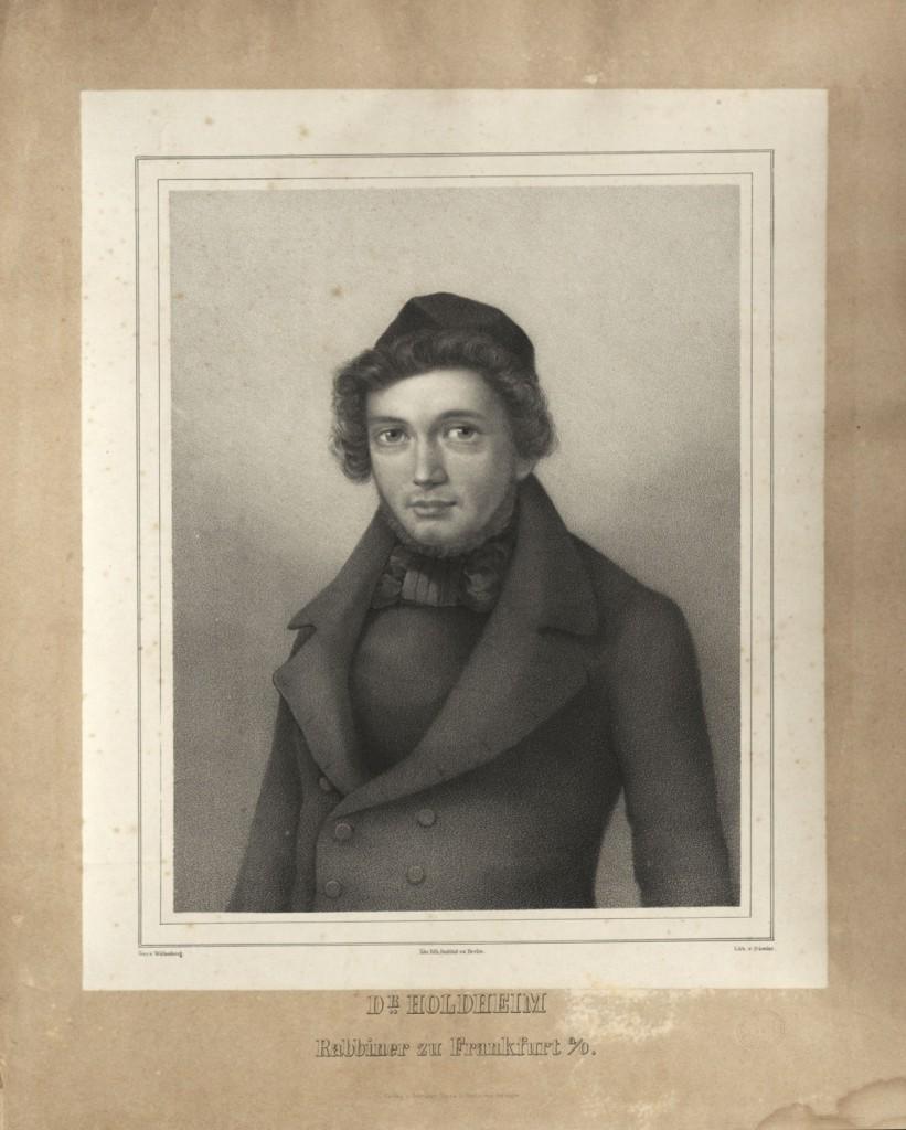 Rabbi Samuel Holdheim